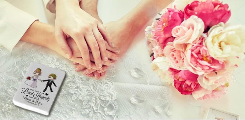 Düğün Magnet Çeşitleri