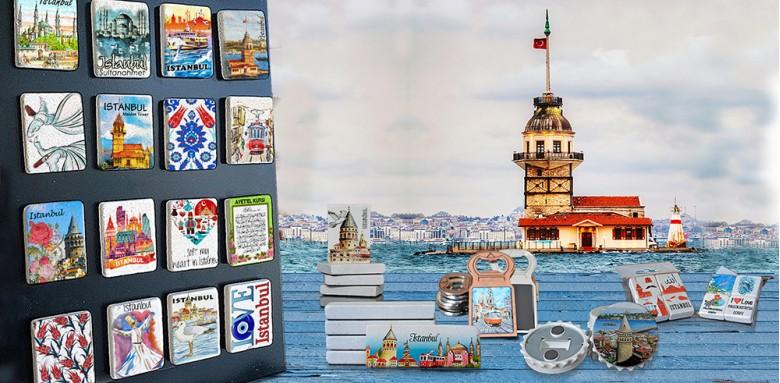 İstanbul Magnet Çeşitleri