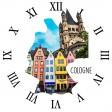 Cologne Saat
